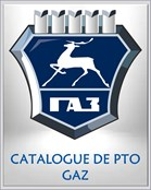 CATALOGUE DE PTO GAZ