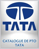 CATALOGUE DE PTO TATA